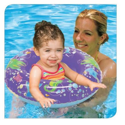 4-Piece Swim Set - Swim Ring