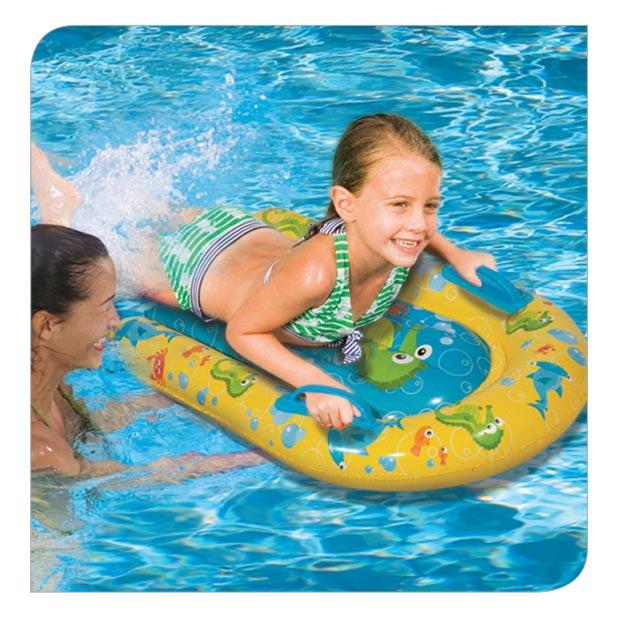 5 Piece Swim Set Banzai Backyard Fun