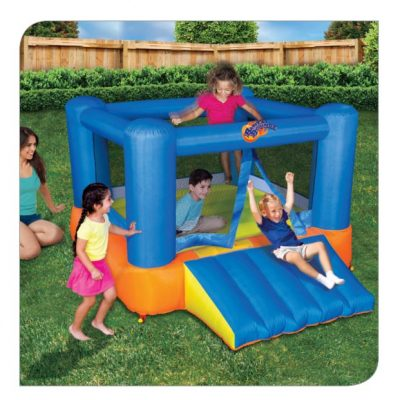 Bounce 'n Slide Mega Bouncer