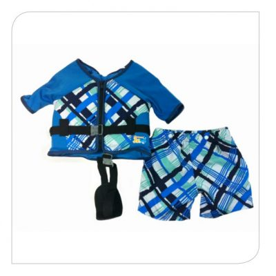Deluxe 2-piece Floatation Trainer - Boys