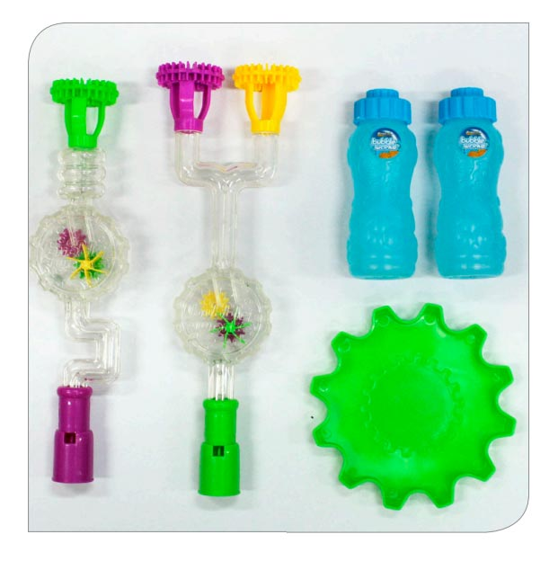 Whistlin' Bubble Blowing Gadget