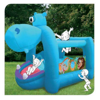 Happy Hippo Bouncer