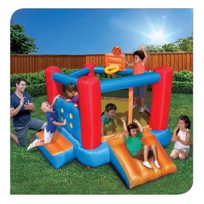 Kids Camp Bouncer