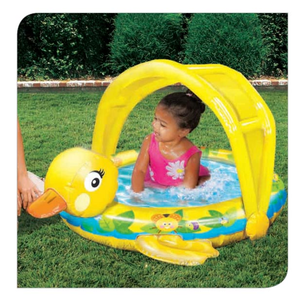 Shady Time Duck Pool