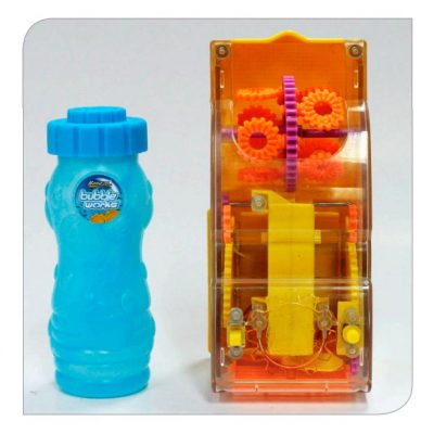 Small Bubble Gear Blower