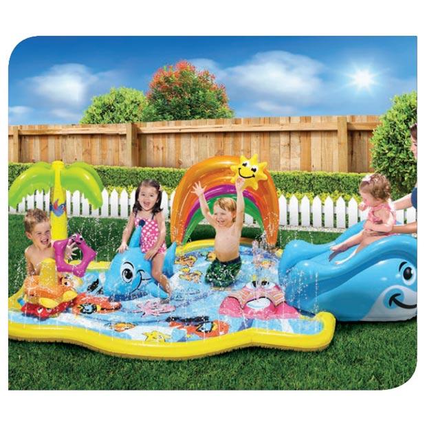 Splish Splash Activity Pool