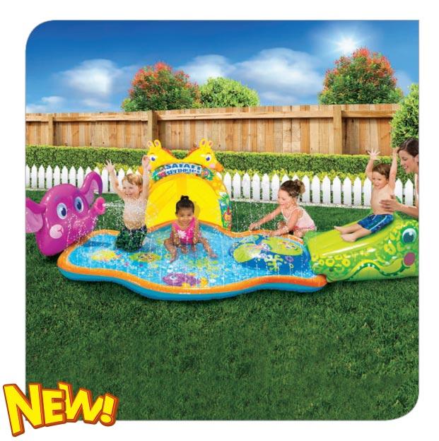 Splish Splash Safari Pool