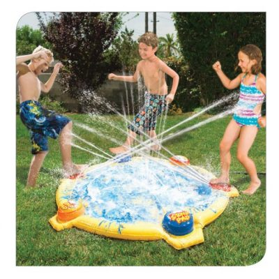 Stomp 'n Splash Blast Pad
