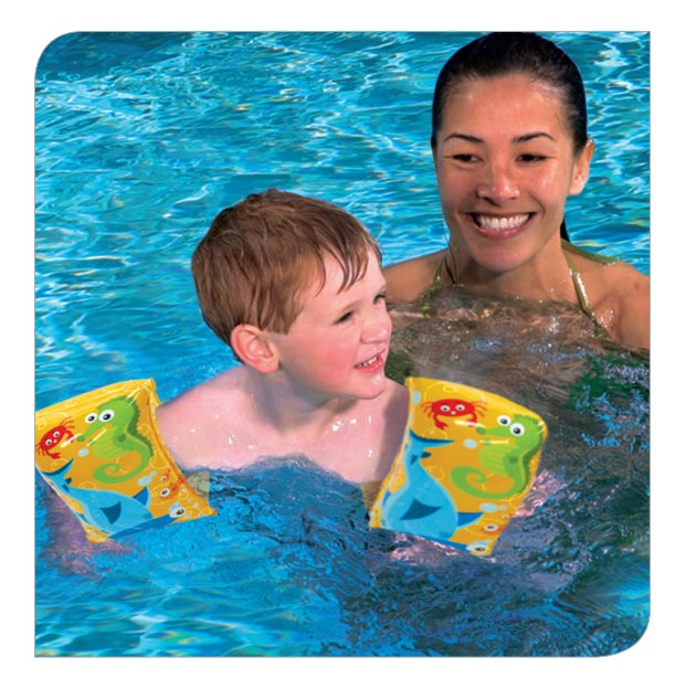 Swim Friends Arm Floats