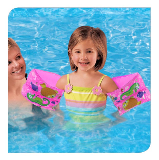 Swim Friends Deluxe Arm Floats