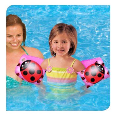 Swim Pal Ladybug Arm Floats