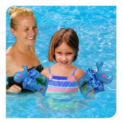 Swim Pal Whale Arm Floats