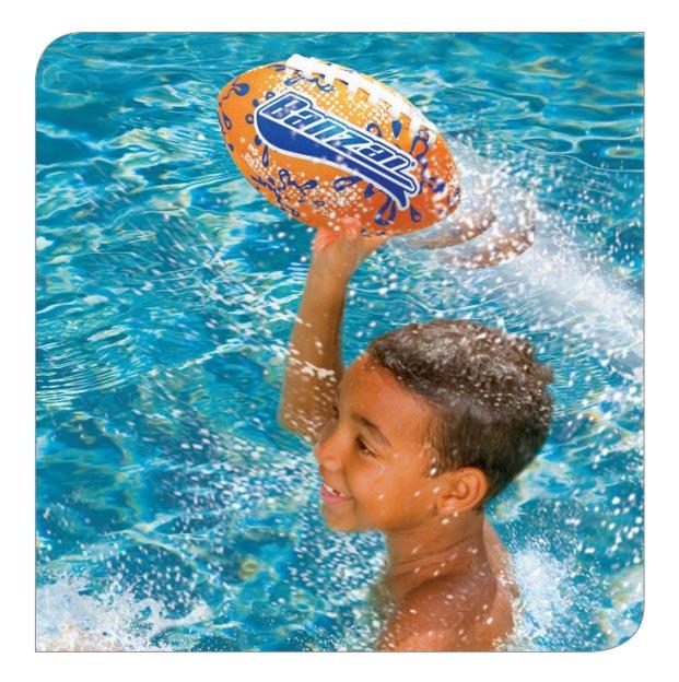 Aqua Football