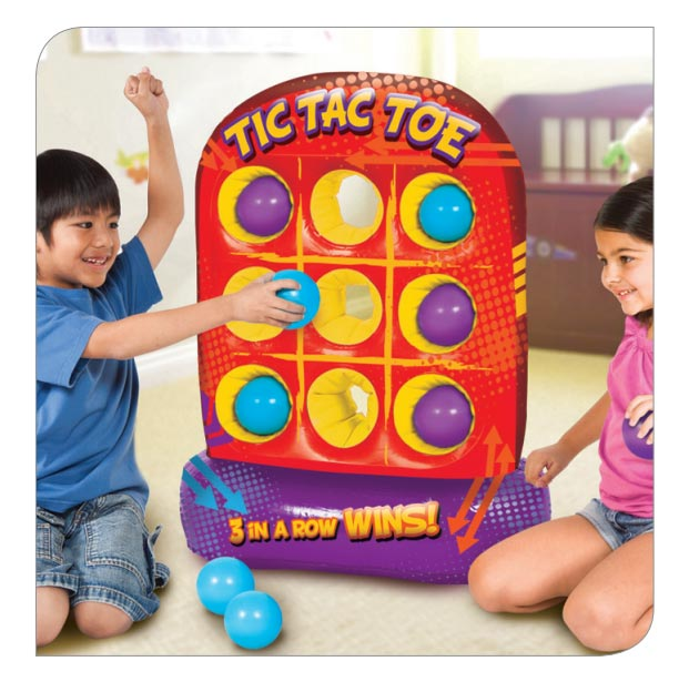 Big Time Tic Tac Toe
