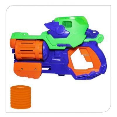Dual Ammo Blaster