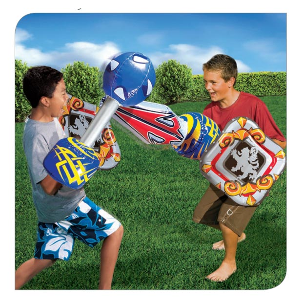Joust 'n Bob (with Shield)