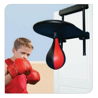Knockout Speed Bag