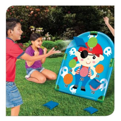 Pirate Fun Bean Bag Toss