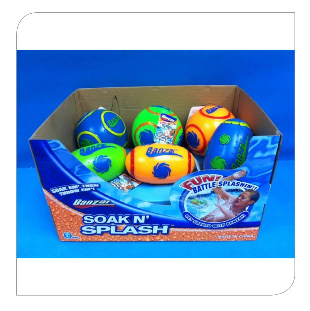 Soak 'n Splash Football