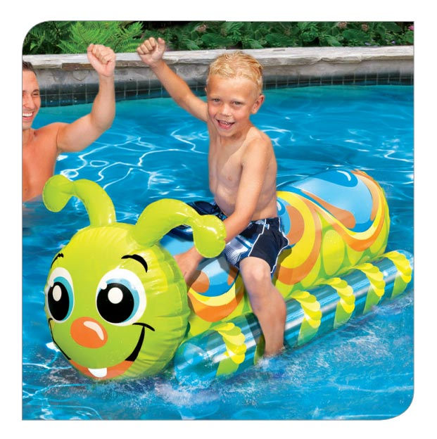 Splash Float Caterpillar