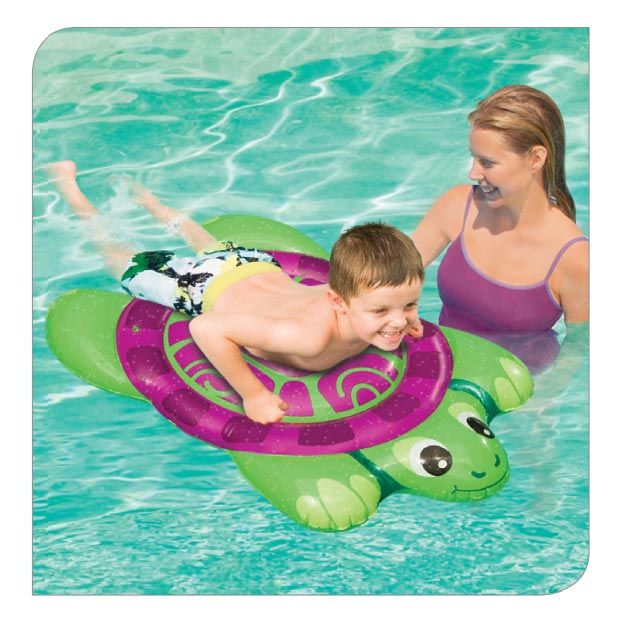 Swim Friends Turtle Kickboard