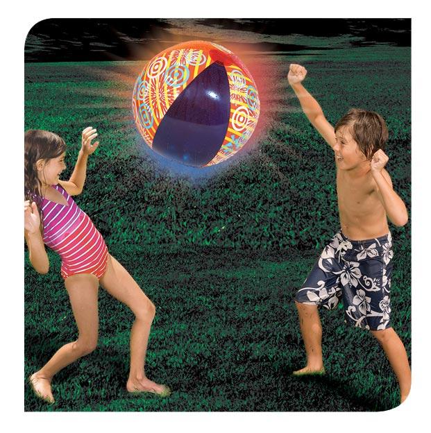 Light Up Beach Ball