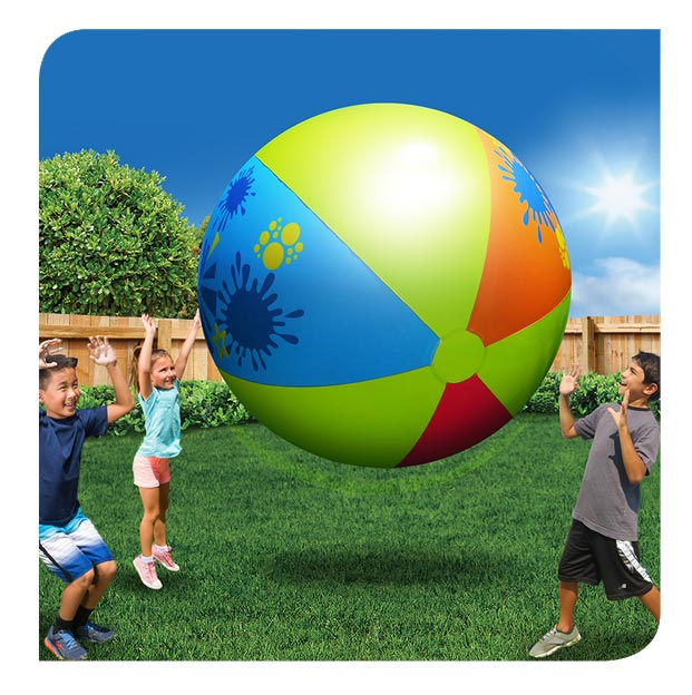 4ft Super Size Mega Sports Ball