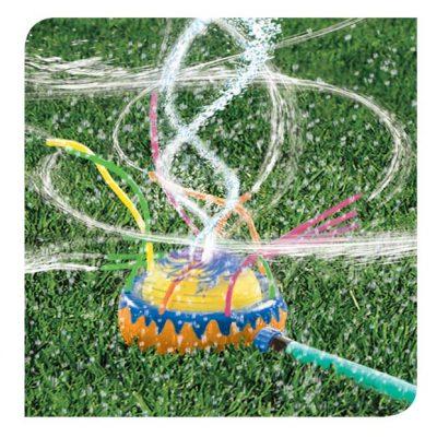 Geyser Blast Sprinkler