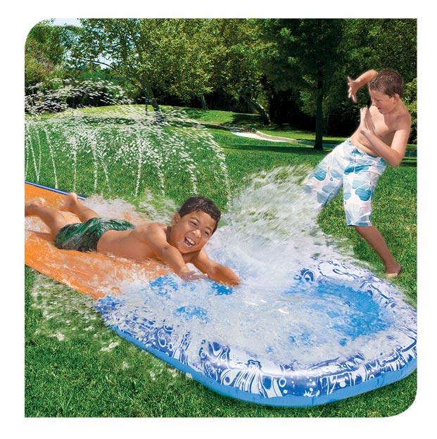 Soak 'n Splash Water Slide