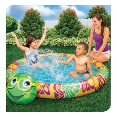 Beach Buddy Turtle Pool