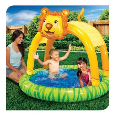 Shade 'n Sun Lion Pool