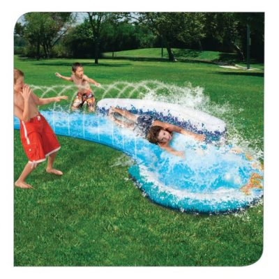 Speed Curve Water Slide