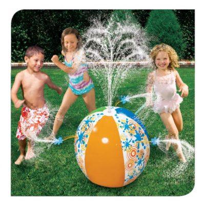 wacky splash sprinkler