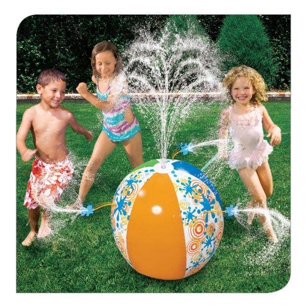 Backyard Baseball 2009: Wacky-splash-sprinkler