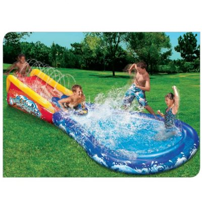Wave Crasher Surf Slide