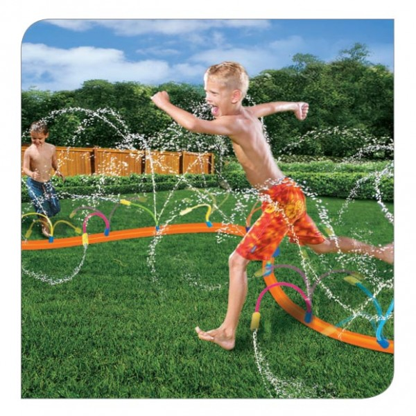 Wigglin' Water Sprinkler