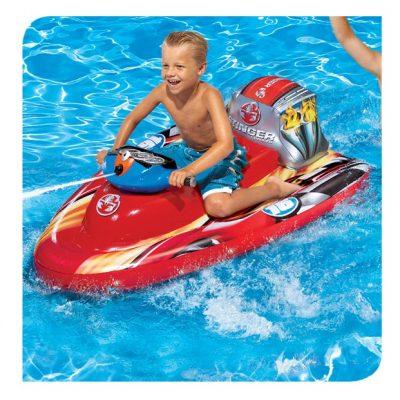Motorized Speed Boat