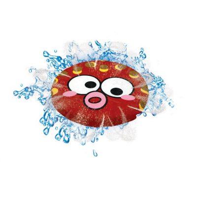 Splash Animal Flying Disc-4 Styles