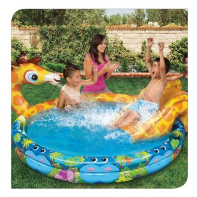 Spray 'n Splash Giraffe Pool