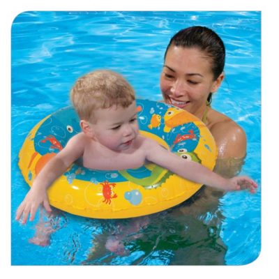 5-piece Swim Set - Swim Ring