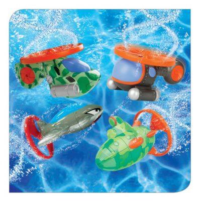 Aqua Dive Flyers - 2pk