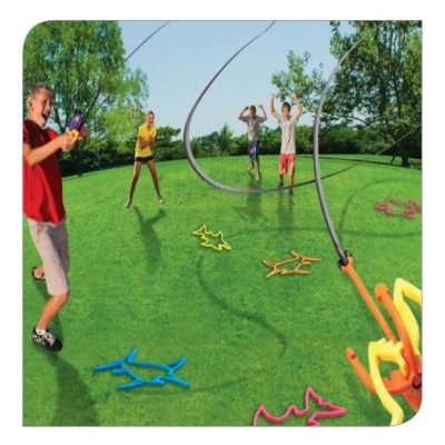 Backyard Sport Fishing