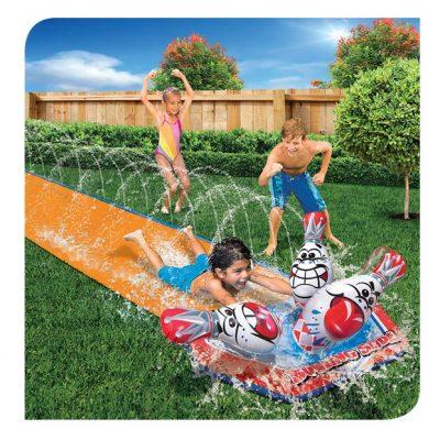 Big Splash Bowling Slide