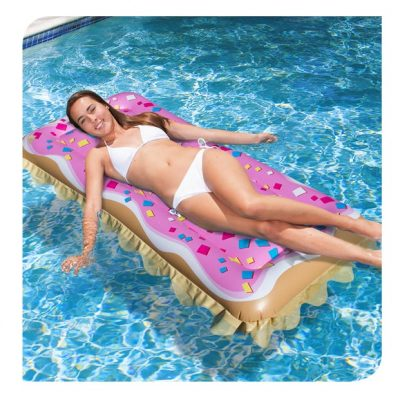 Toaster Treat Pool Lounger