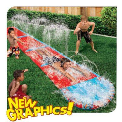 Breakthrough Blast Water Slide