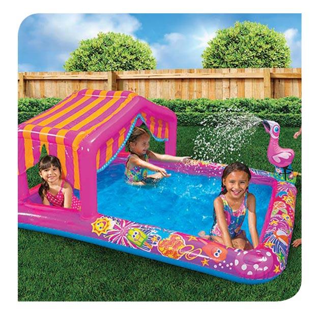 Banzai Color Fun Splash Pool Bälle