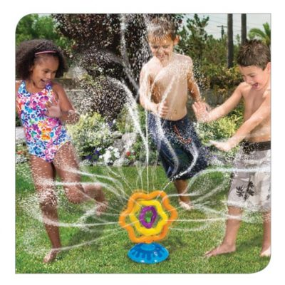 Cyclone Spin Sprinkler