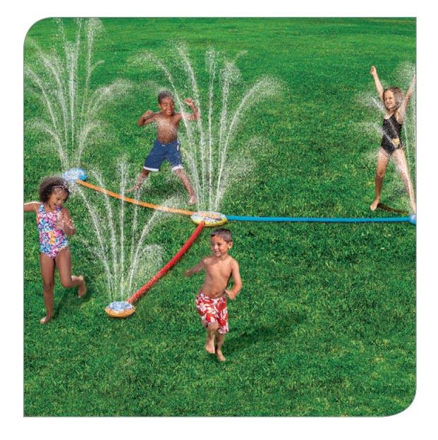 Banzai Wigglin Water Sprinkler Water Ionizer