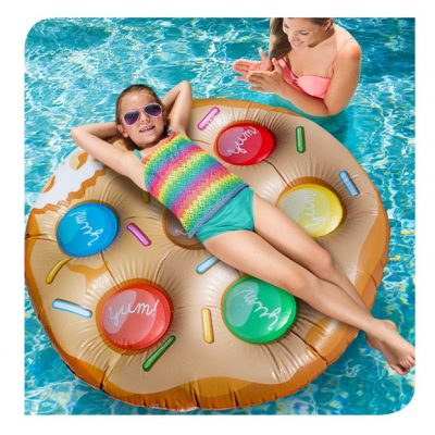 Monster Cookie Pool Lounger